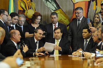Veja os principais pontos da reforma da previdência proposta pelo governo Bolsonaro