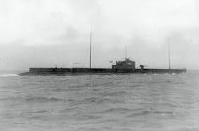 Submarino Ouessant con baterías de Saft (Saft)