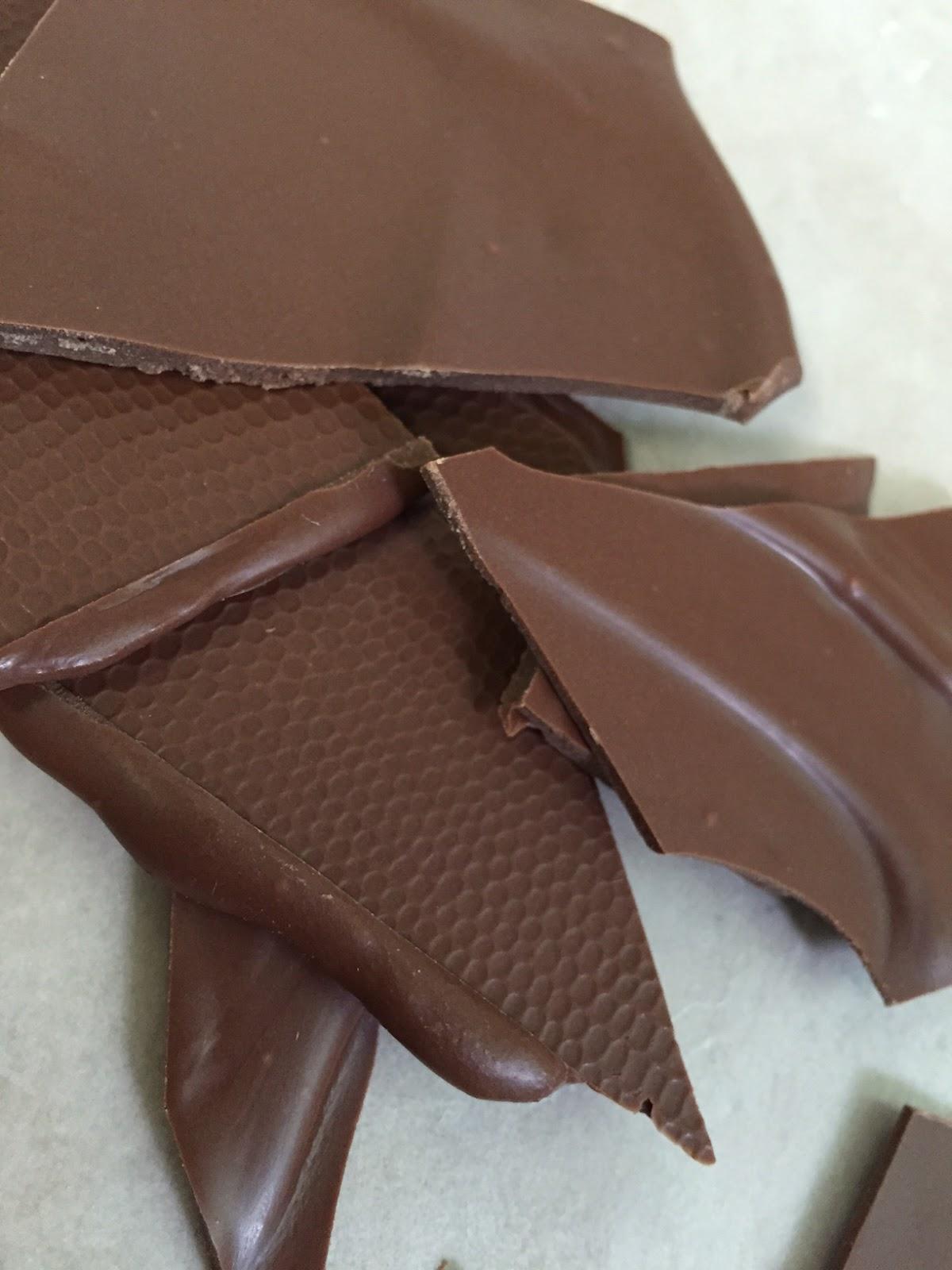 The Ultimate Chocolate Blog: DIY Chocolate: No Milk Chocolate On