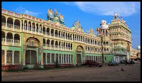 Shri Rani sati dadi temple