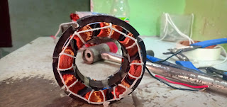 Exhaust Fan Motor Rewinding|Exhaust Fan Motor Winding