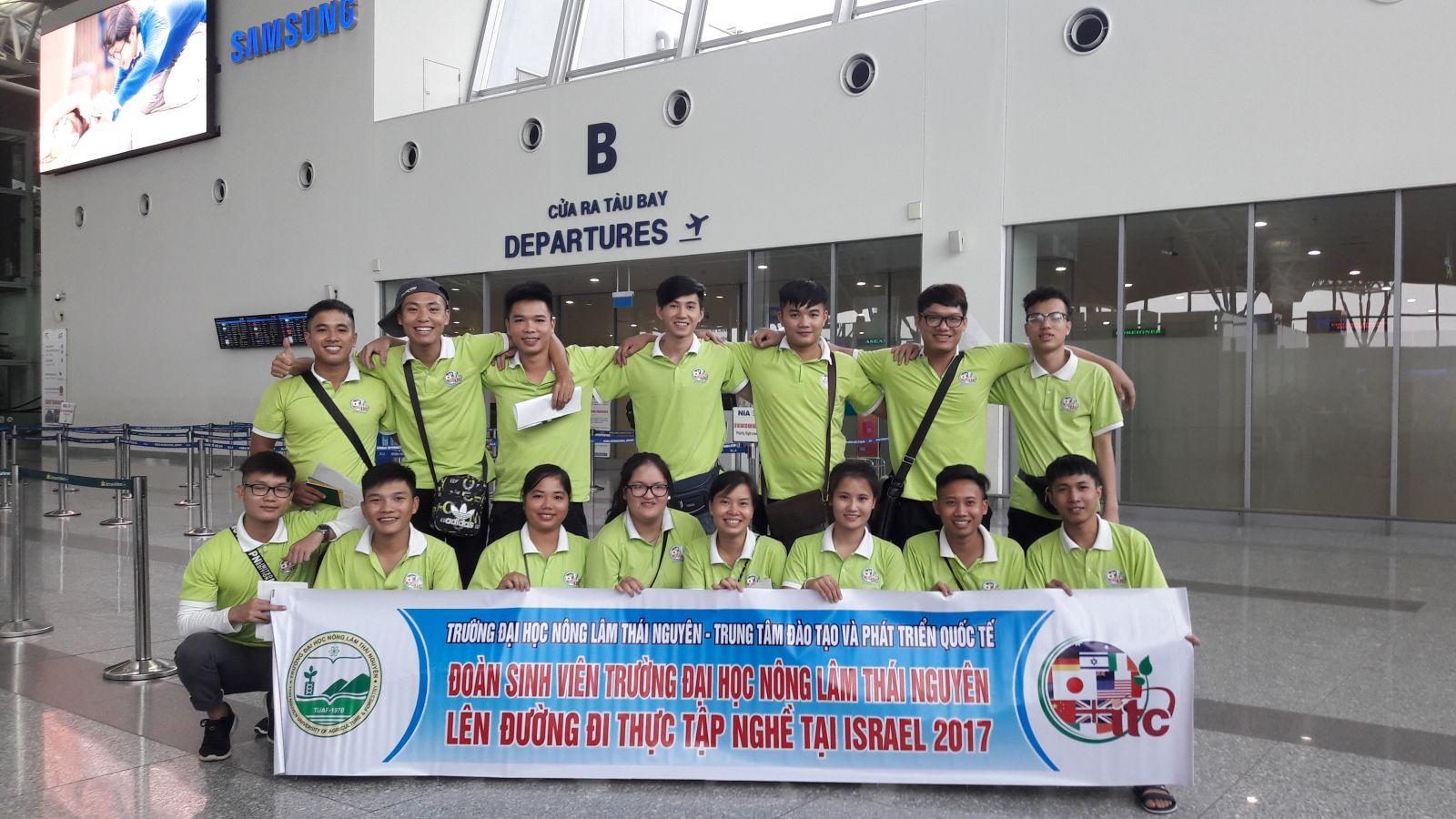 Sinh viên Đại học Nông Lâm