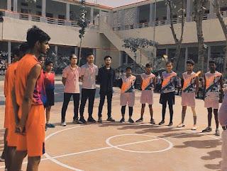मोहम्मद हसन इंटर कॉलेज में खेल प्रतियोगिताओं का आयोजन  | #NayaSaberaNetwork