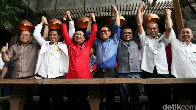 PPP: Asal Bukan Ahok, Kami Akan Ikut PDI-P