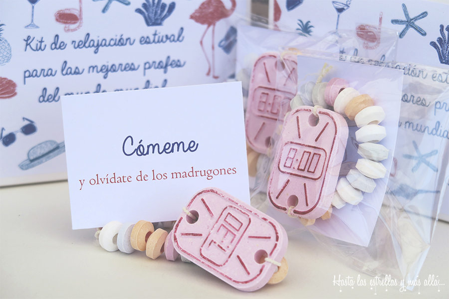 regalo profesores DIY teacher gift