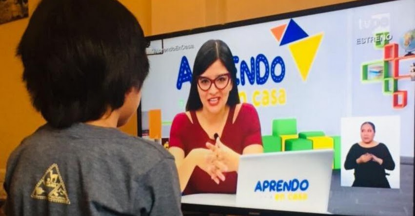 MINEDU: hoy 5 de Abril inicia «Aprendo En Casa» 2021
