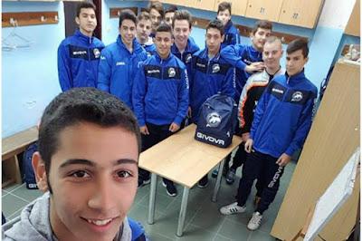 Με 7-0 επικράτησαν οι Νέοι του Κισσαμικού της ΑΕ Κυδωνίας