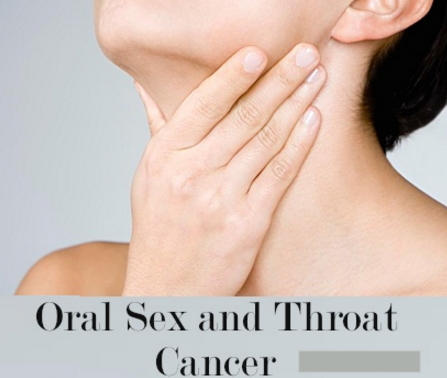 oral sex throat cancer