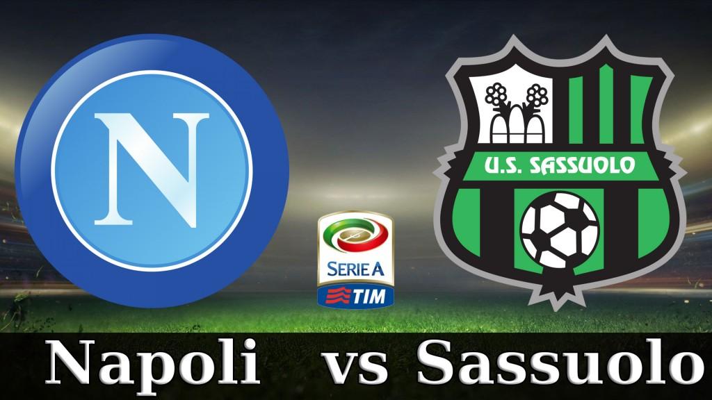 بث مباشر مباراة نابولي وساسولو