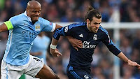 Manchester City vs Real Madrid 0-0 Video Highlights