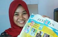 Mahasiswi FKM Unasman Lolos Zetizen Nasional Challenge di Surabaya