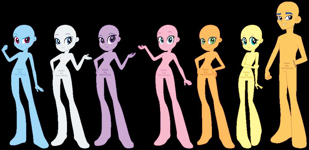 создании термобелья манекены девушки эквестрии для рисования даже самое