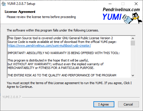 YUMI 2.0.8.7