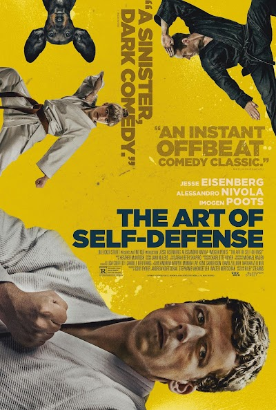 مراجعة فيلم THE ART OF SELF-DEFENSE 2019