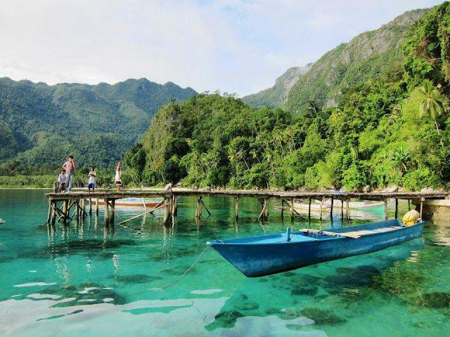 15 Tempat Wisata Terkenal yang ada di Maluku Utara -Pulau Morotai