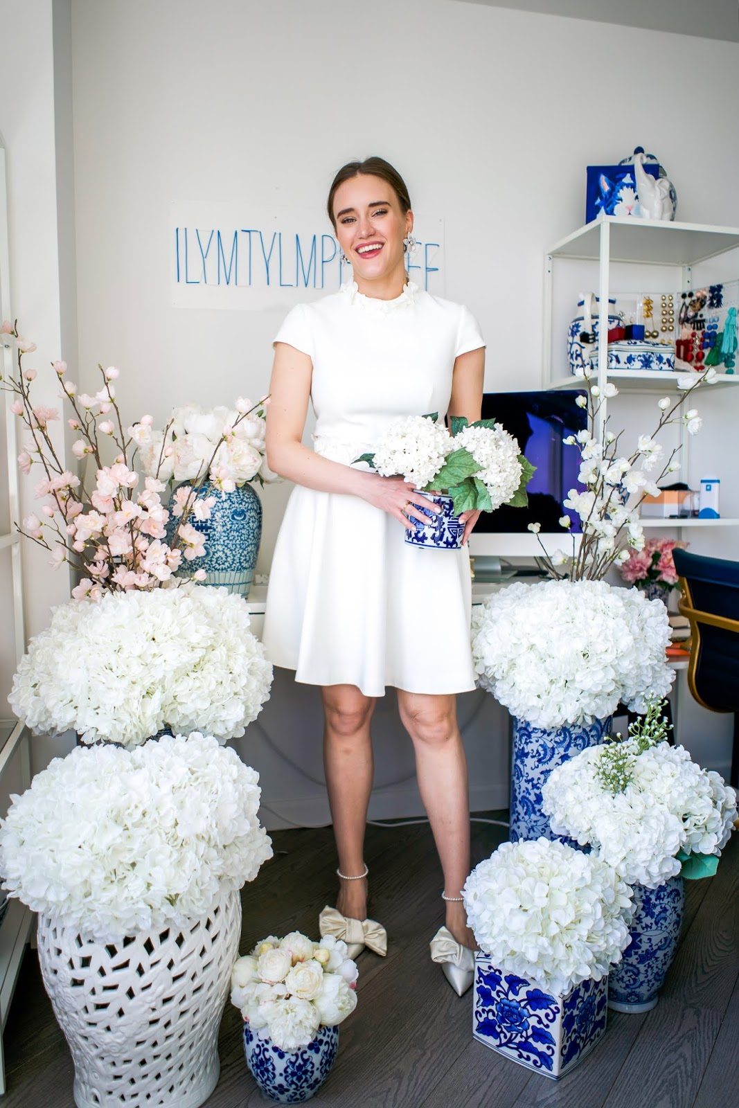 wedding flower trial | new york city fashion and lifestyle