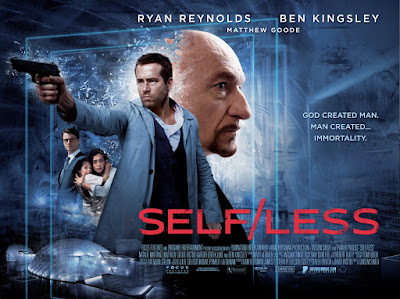 Movie Review: Self/less (2015)