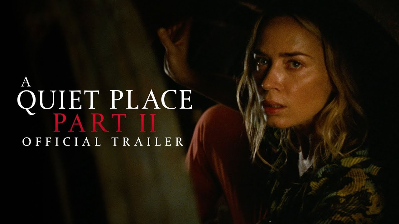 Watch A Quiet Place Part II Full First Trailer In Movierulz