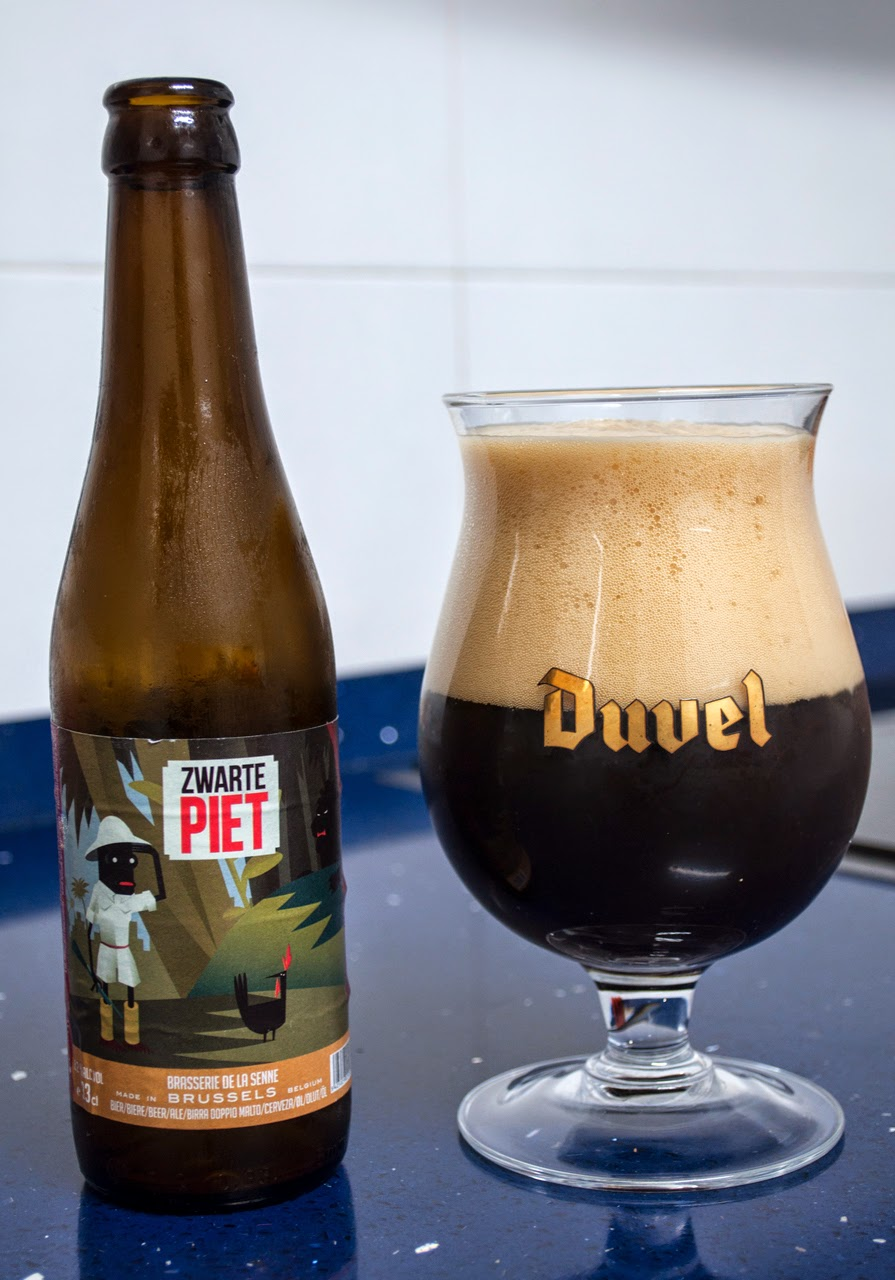De la Senne Zwarte Piet