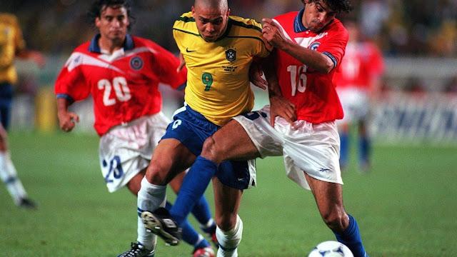 Brasil y Chile en Copa del Mundo Francia 1998, 27 de junio