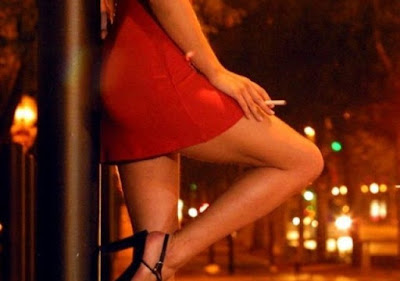 Call girls report crisis in prostitution: