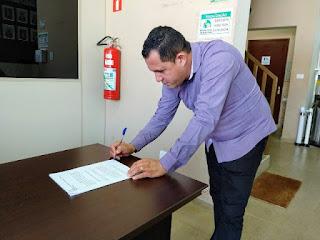 Vander Lopes quer que Sabesp instale eliminadores de ar nos hidrômetros