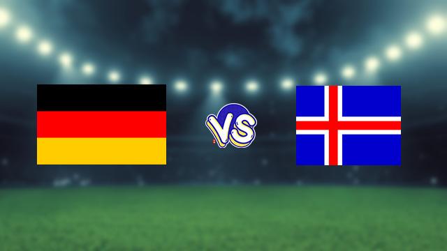 مشاهدة مباراة ألمانيا ضد أيسلندا 08-09-2021 بث مباشر في التصفيات الاوروبيه المؤهله لكاس العالم