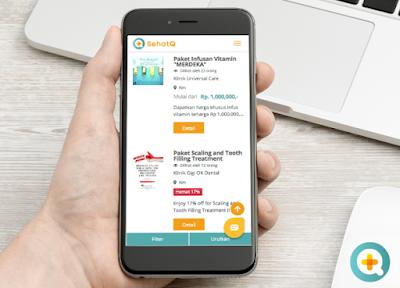 SehatQ.com, Situs Kesehatan dengan Pelayanan Terbaik