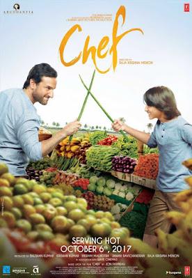 Chef (2017) Hindi Full Movie Watch Online Movies