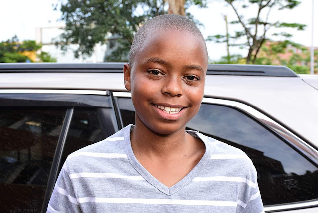 Andy Michael Munyiri  KCPE 2019 Top student scored 440 marks