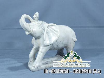 Model Patung Gajah
