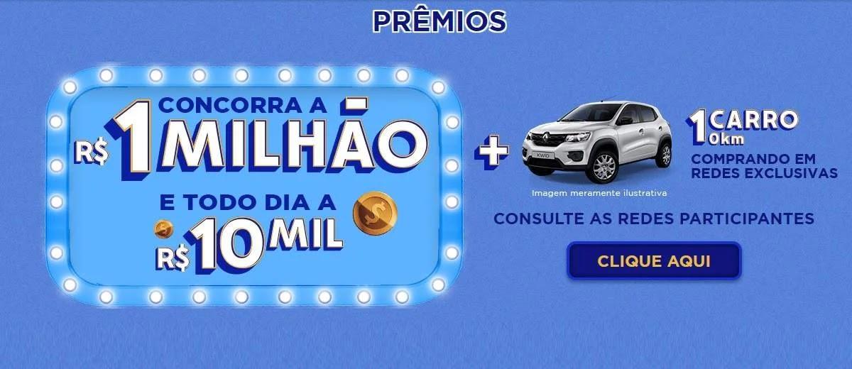 Promoção Curta o Ano no Azul Unilever Produtos 1 Milhão - Cadastrar, Ganhadores