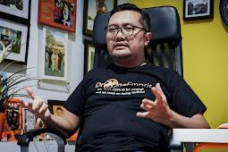 Ismail Fahmi Ungkap Heboh Bipang Ambawang Kalahkan Isu TWK Pegawai KPK
