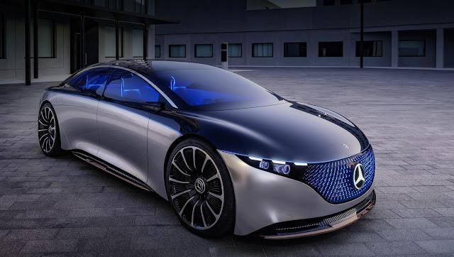 Mercedes-Benz Bekerja Sama Dengan NVidia Ciptakan Mobil Canggih