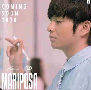 Syakir Daulay di Film Mariposa sebagai Juna Sang Ketua Osis