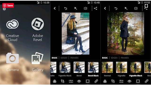 Adobe Photoshop Express Photo Editor Android App Free Download