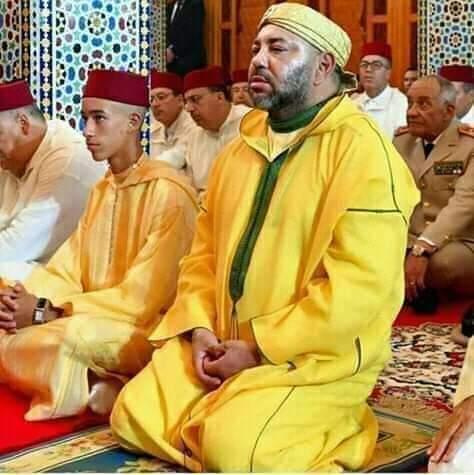 تهنئة مرفوعة إلى صاحب  الجلالة  الملك محمد نصره الله بمناسبة  حلول  شهر رمضان  المبارك