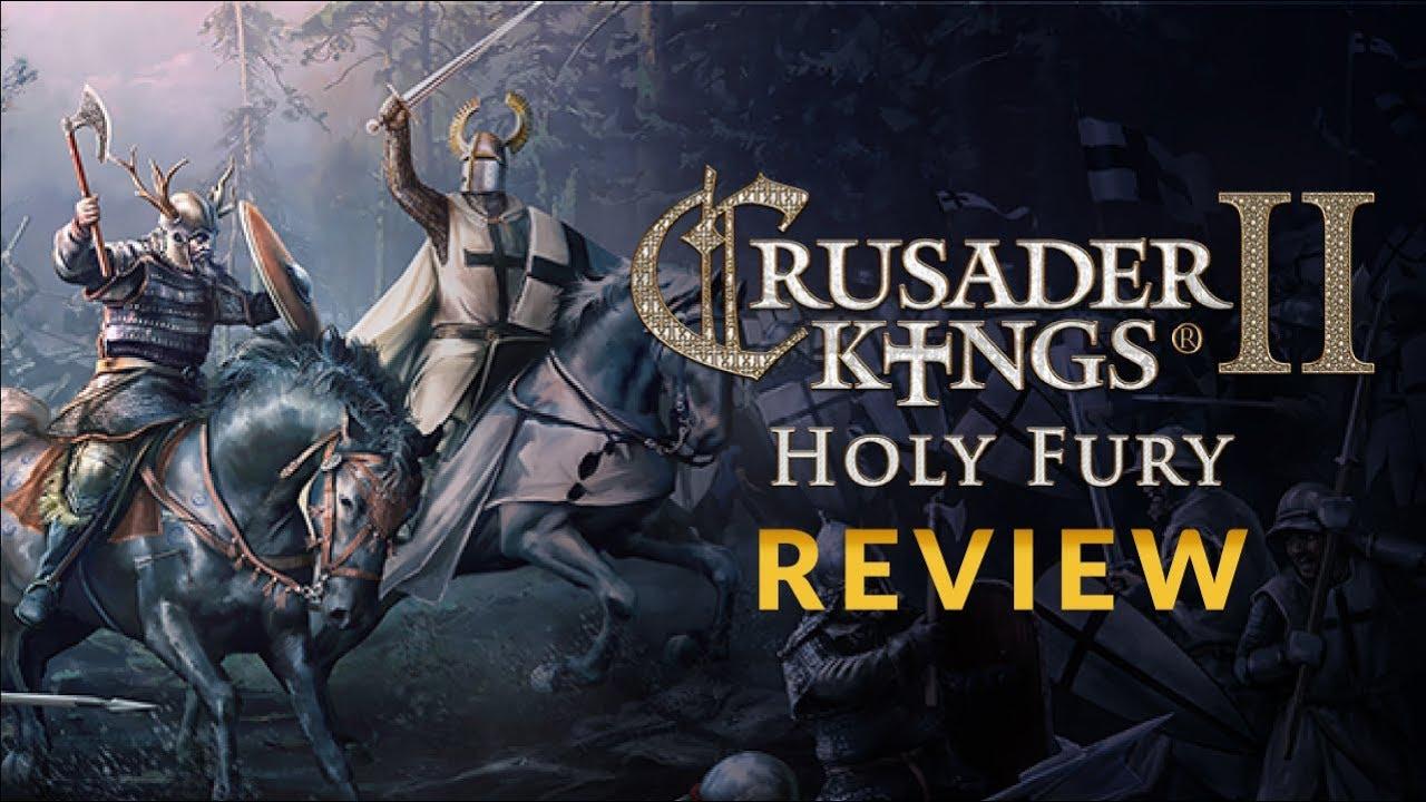 تحميل لعبة الملوك الصليبيين Crusader Kings 2 Holy Fury