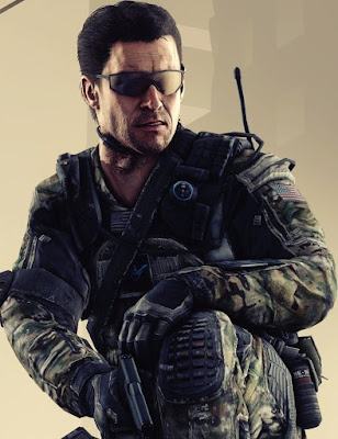 Character Call of Duty mobile David Mason