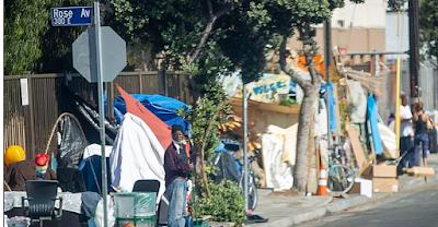 Los Angeles é uma cidade no limite 3