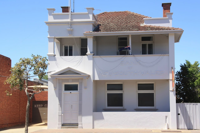 Warracknabeal historic buildings