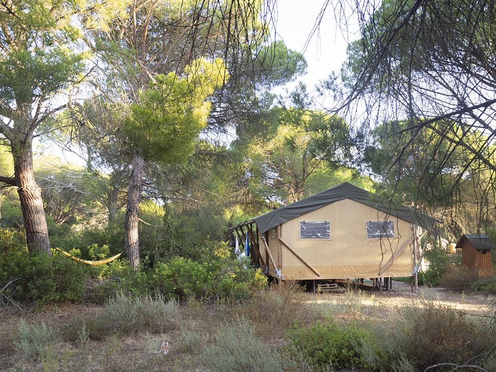 Jabalina Country Tents: Glamping en la Dehesa de las Yeguas de Cádiz_27