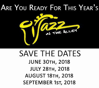 Jazz In The Alley Norcross, Georiga
