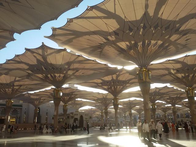 Fakta Tentang Masjid Nabawi