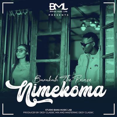 AUDIO | Barakah The Prince - Nimekoma | Mp3 Download