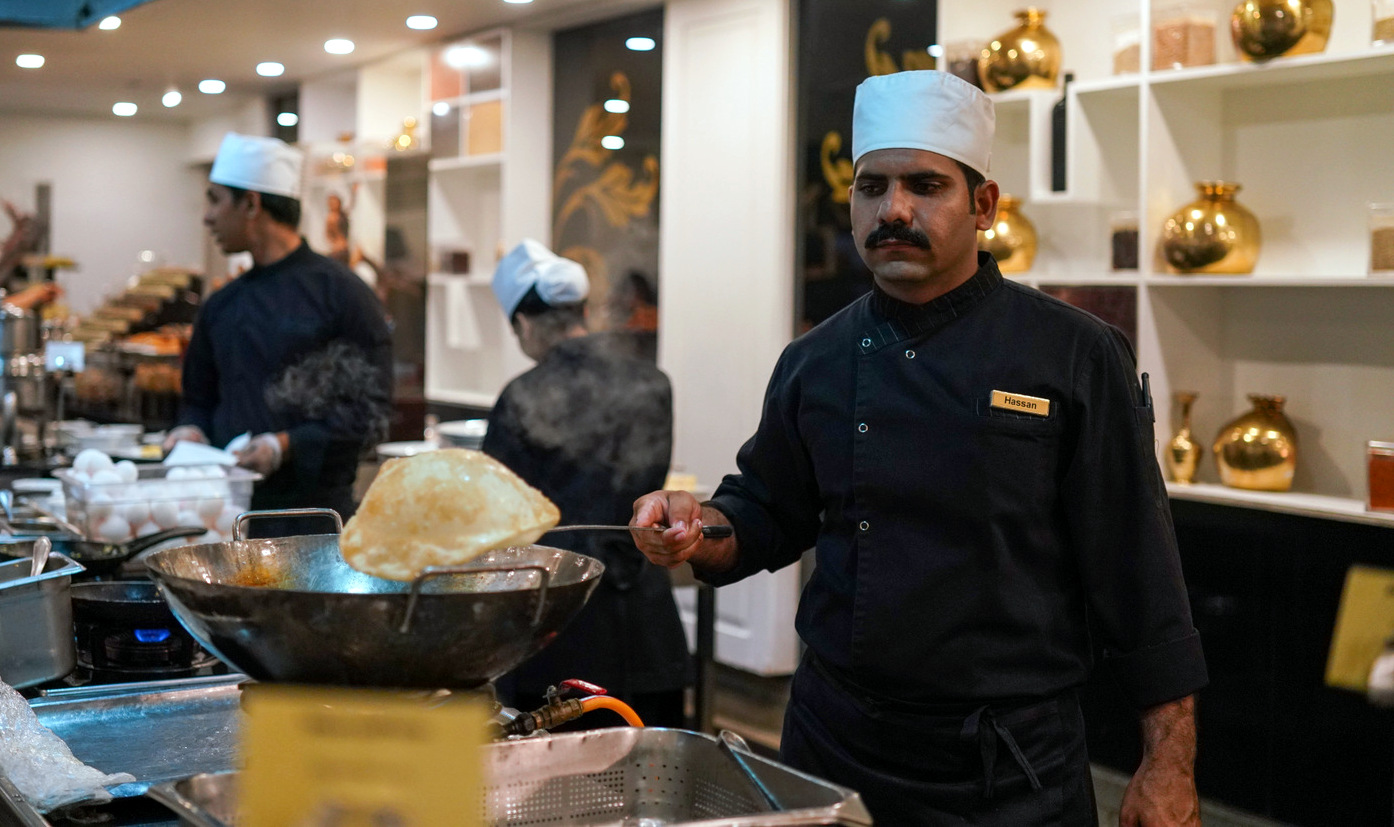 marco polo, pearl continental lahore