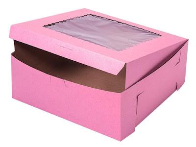 Custom Bakery Boxes With Window