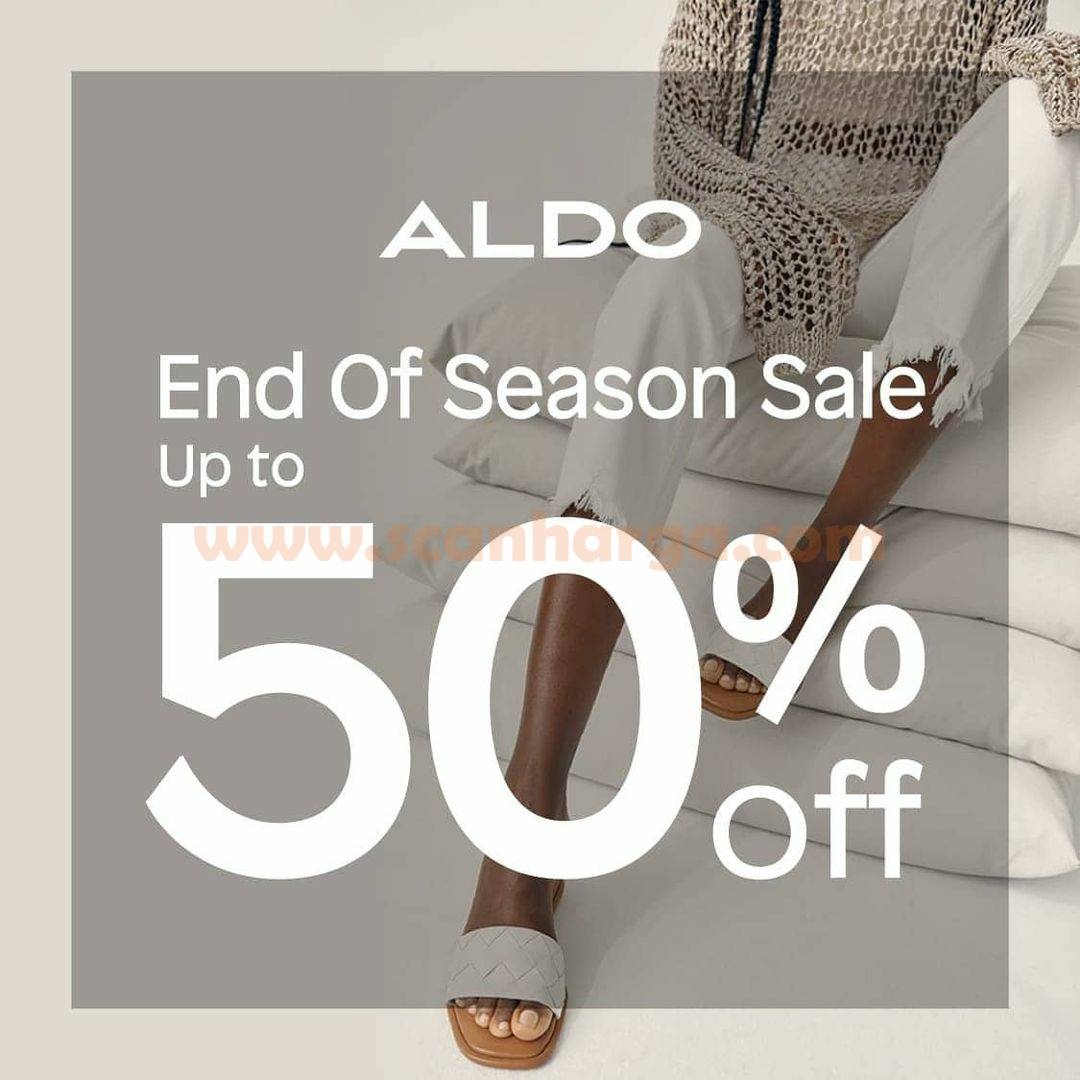 ALDO Shoes End of Season Sale Up to 50% Off