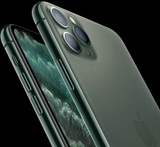سعر جوال iphone 11 pro فى السعودية
