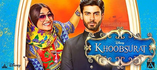 Khoobsurat (2014) - Sonam Kapoor And Fawad Khan